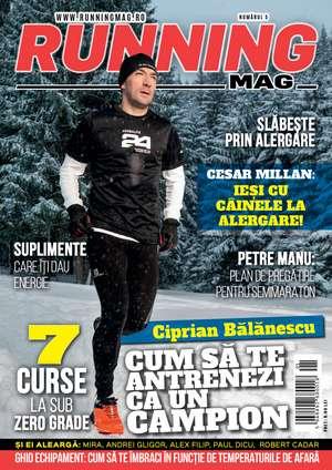 Running Mag, Numărul 5 de Running Mag