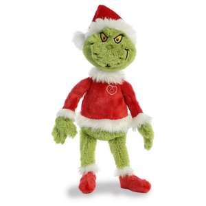 Jucărie de pluș Grinch Santa de AURORA