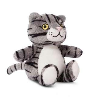 Mog The Forgetful Cat Buddie 6 Plush