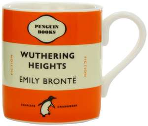 Cana portocalie Penguin - Wuthering Heights - Charlotte Bronte