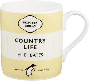 Cana Penguin - Country Life - H.E. Bates. Galbena