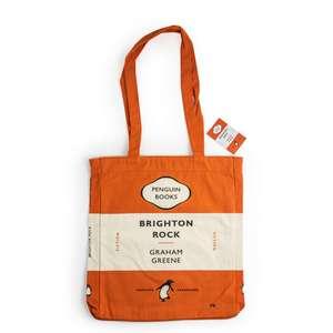 Sacosa Penguin (Book Bag) - Brighton Rock