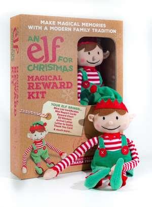 An Elf for Christmas - Boy