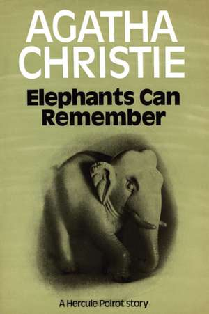 Elephants Can Remember de Agatha Christie