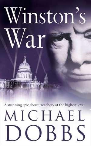 Winston's War de Michael Dobbs