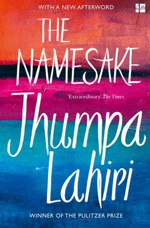 The Namesake de Jhumpa Lahiri