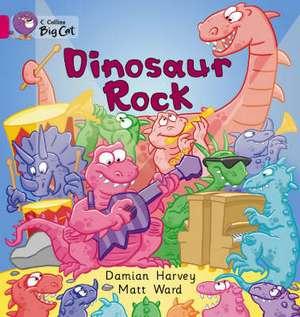 Dinosaur Rock de Damien Harvey