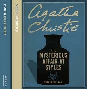 The The Mysterious Affair at Styles de Agatha Christie