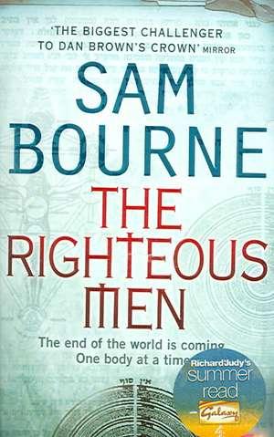 The Righteous Men de Sam Bourne