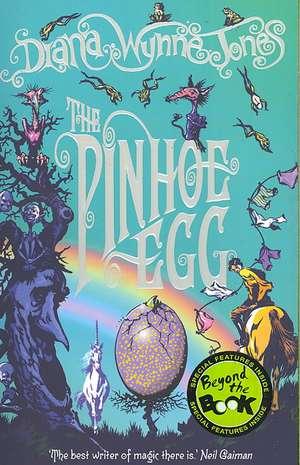 The Pinhoe Egg de Diana Wynne Jones