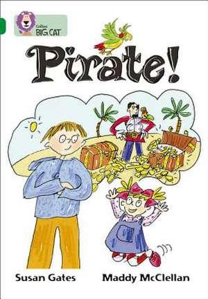 Pirate! de Susan Gates