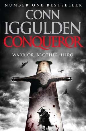 Conqueror de Conn Iggulden