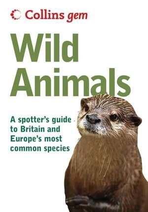 Wild Animals de John A. Burton