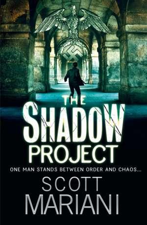 The Shadow Project de Scott Mariani