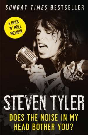 Does The Noise in My Head Bother You? de Steven Tyler