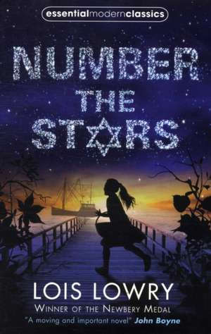 Number the Stars de Lois Lowry