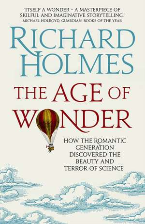 The Age of Wonder de Richard Holmes