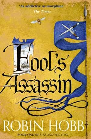 Fool's Assassin de Robin Hobb