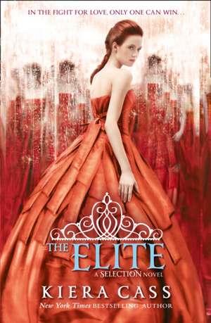 The Elite de Kiera Cass
