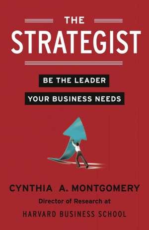 The Strategist de Cynthia Montgomery