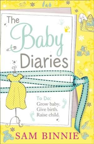 The Baby Diaries de Sam Binnie