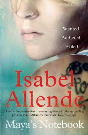 Maya's Notebook de Isabel Allende