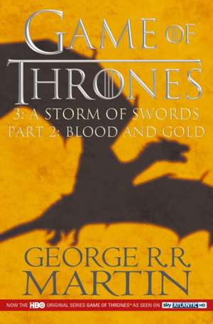 A Song of Ice and Fire 03. Game of Thrones: Part 2. TV-Tie-In de George R. R. Martin