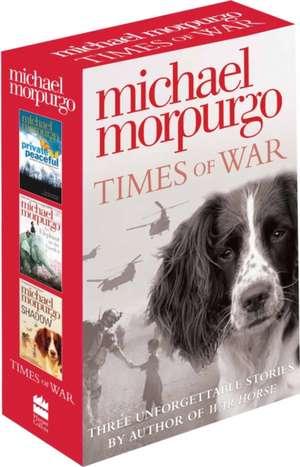 Morpurgo, M: Times of War Collection