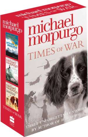 Times of War Collection de Michael Morpurgo