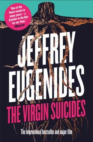 The Virgin Suicides de Jeffrey Eugenides