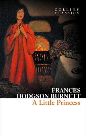 Little Princess de Frances Hodgson Burnett