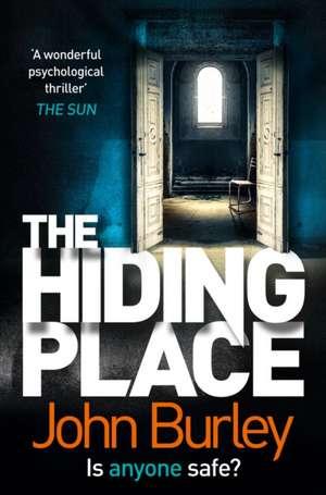 THE HIDING PLACE de John Burley