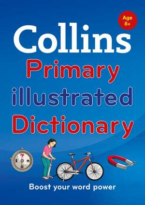 Collins Primary Illustrated Dictionary [Second Edition]