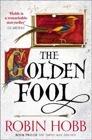 The Golden Fool de Robin Hobb