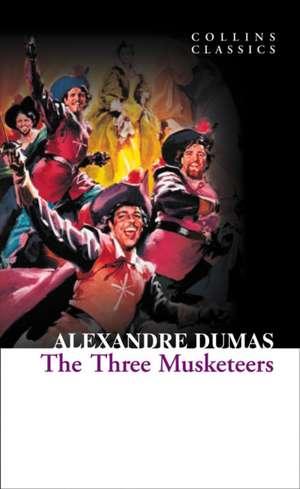 Dumas, A: Three Musketeers de Alexandre Dumas