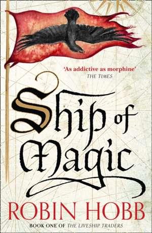 Ship of Magic de Robin Hobb
