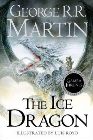 The Ice Dragon de George R. R. Martin