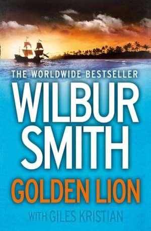 Golden Lion de Wilbur Smith