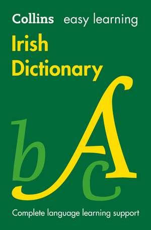 Easy Learning Irish Dictionary