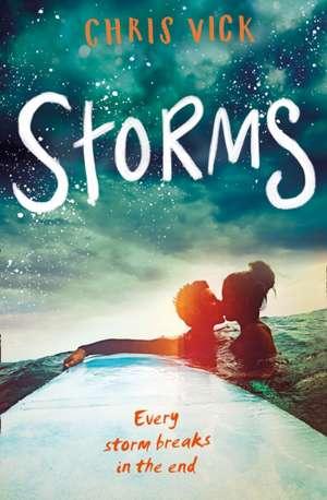 Storms de Chris Vick