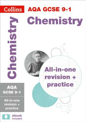 AQA GCSE 9-1 Chemistry All-in-One Complete Revision and Practice de  Collins GCSE