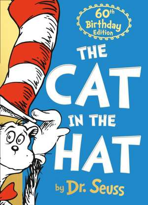 Cat in the Hat de Dr. Seuss