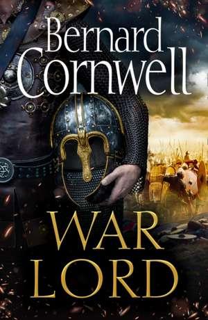 War Lord de Bernard Cornwell