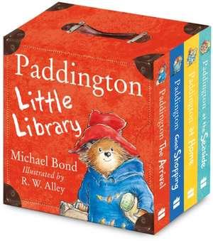 Paddington Little Library de Michael Bond