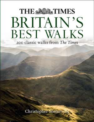 Times Britain's Best Walks