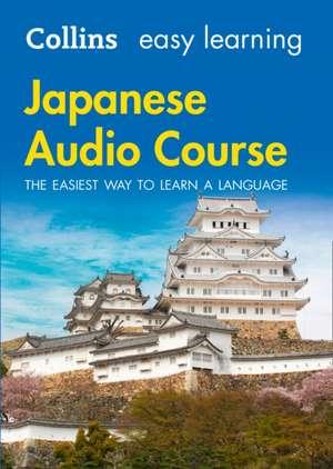 Japanese Audio Course de Collins Dictionaries
