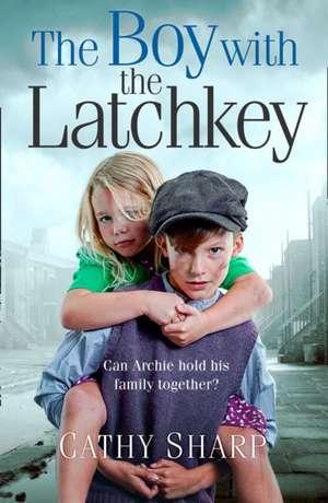 Boy with the Latch Key de Cathy Sharp