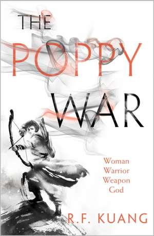 Poppy War de Rebecca Kuang
