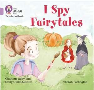 I Spy Fairytales