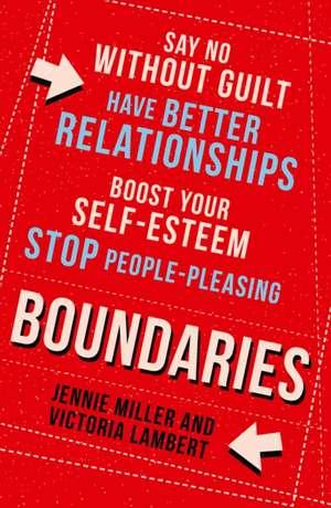 Boundaries de Jennie Miller